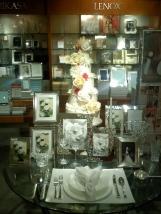 Bridal Accessories Cake Flowers Registry Silver Memories Martha Stewart Crystal Place Setting