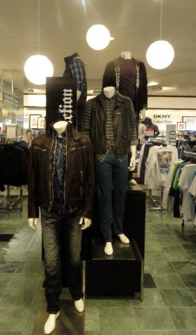 Cedric Wright, Affliction Fashion Men's Outerwear LA California Sherman Oaks Macy's